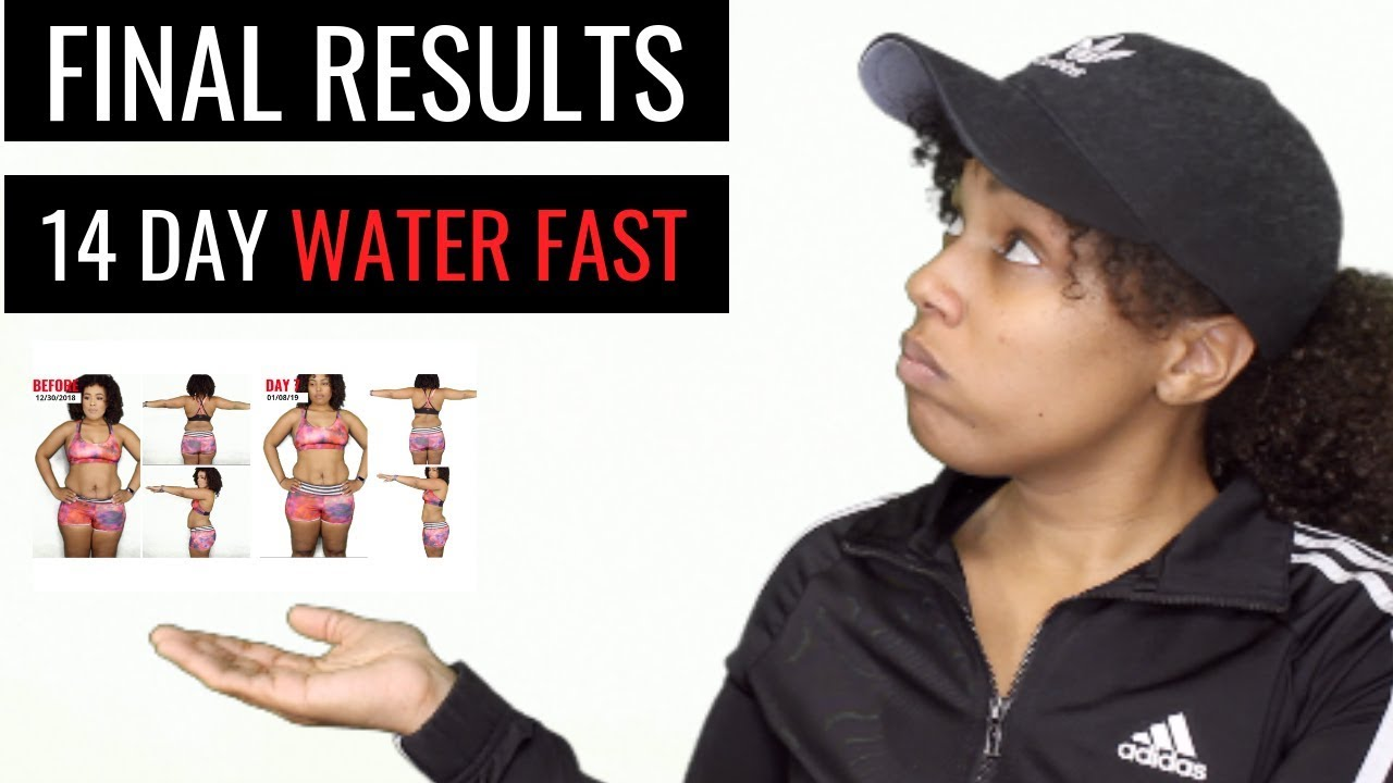 After Fasting And Water