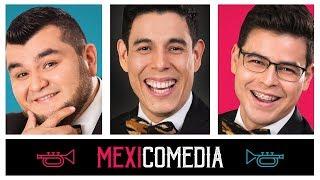 MEXICOMEDIA (Show completo Los Tres Tristes Tigres)