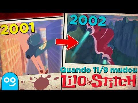 O dia que 11/9 mudou Lilo & Stitch