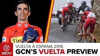 GCN's 2016 Vuelta A España Preview Show
