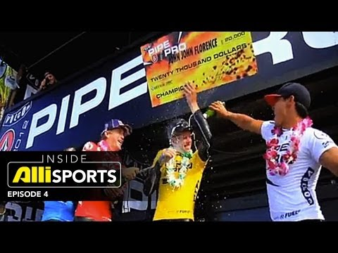 Inside Alli Sports Episode 4 - Action Sports News with Louie Vito, James Bubba Stewart