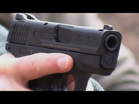 Smith & Wesson M&P Shield: Concealed Carry Standard