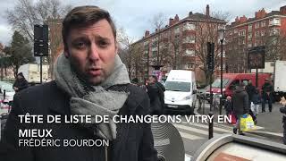 Nettoyage citoyen pour Changer Vitry en Mieux