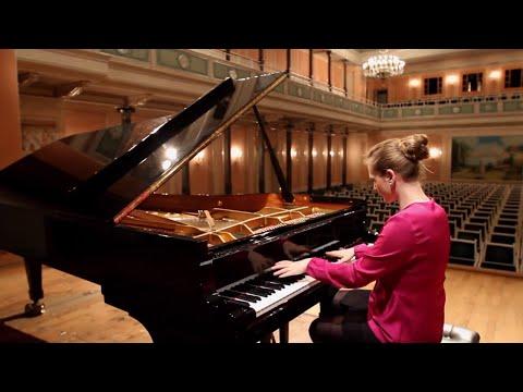 Luisa Imorde - Konzerthaus Berlin - Scriabin Sonate-Fantasie Nr.2 Op.19