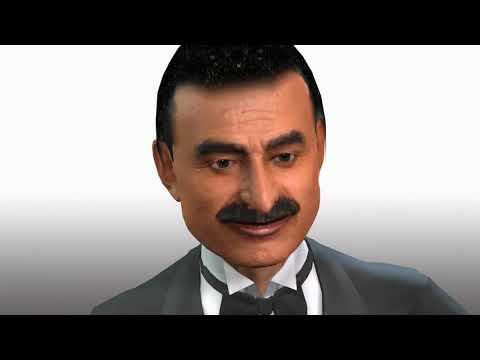 İbrahim Tatlıses Sevda Yüklü Kervanlar 3D animasyon