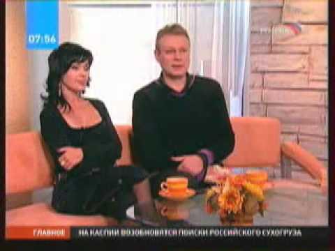 А. Заворотнюк и С. Жигунов Доброе утро 19.11.2007