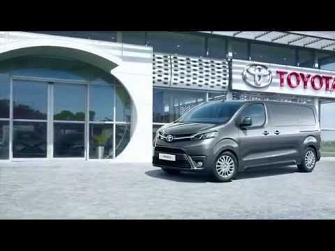 Toyota Proace. Αξεπέραστη ποιότητα Toyota Service