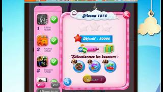 Candy Crush-Level 1076