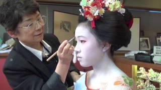 舞妓体験 2015 ちぐさ Maiko Kyoto