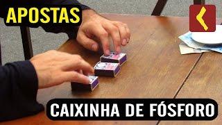 APOSTA DA CAIXINHA DE FÓSFORO