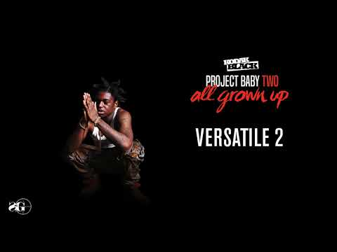 Kodak Black - Versatile 2 [Official Audio]