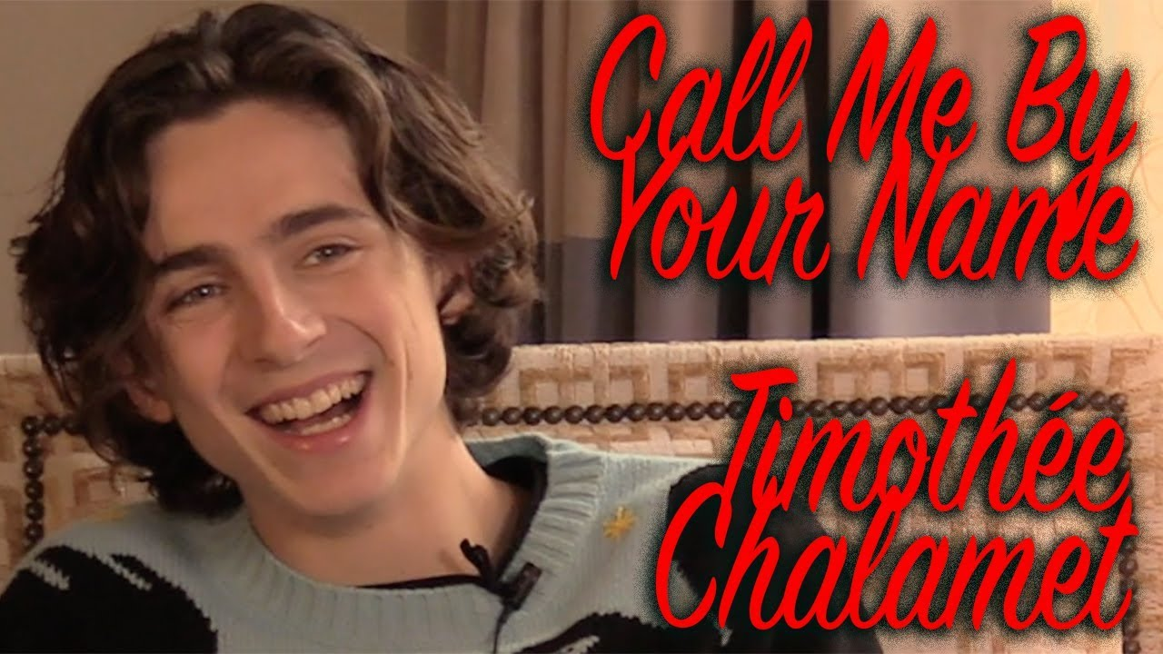 Download DP/30: Call Me By Your Name, Timothée Chalamet