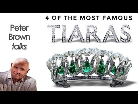Tiaras: Romanov, Vladimir, Greville and Fife