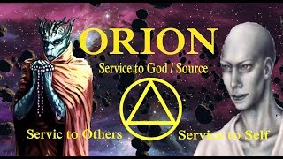 The Orion Civilization and the Orion Starseeds