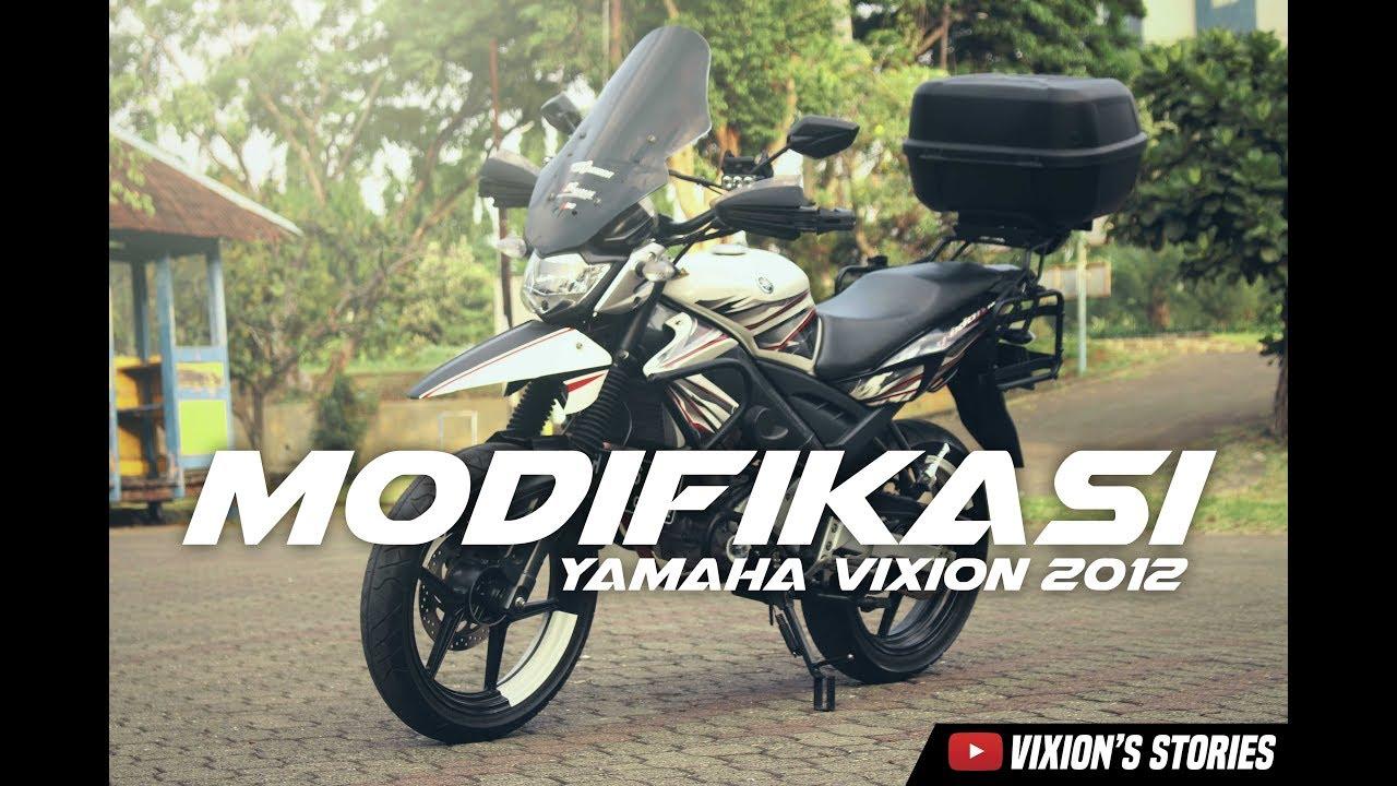 Download 99 Modifikasi Touring Vixion Old Terbaru Dan Terkeren