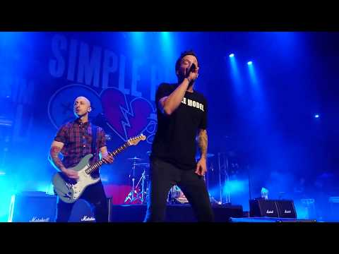 Simple Plan - Grow Up (Live The Forum, Melbourne 24/4/18)