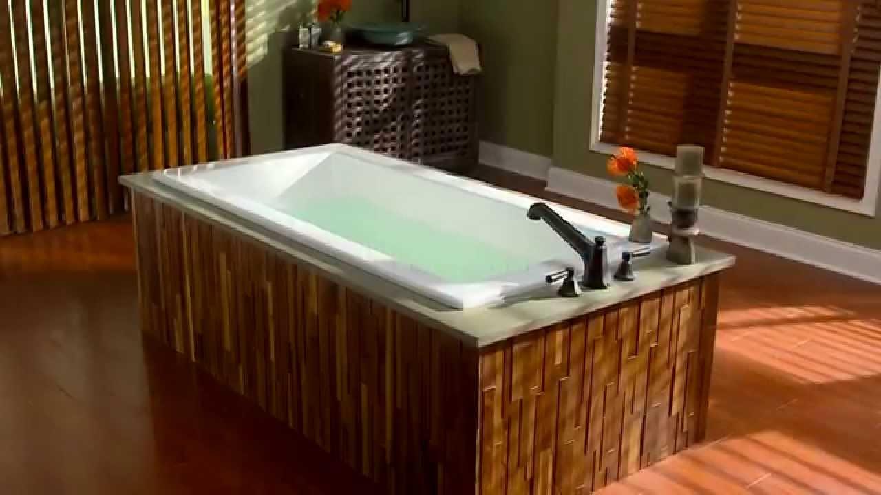 Aquatic Hydrotherapy: The DriftBath - YouTube