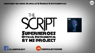 The Script - Superheroes (Official Instrumental) + DL