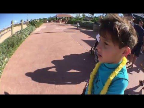 DAY 5 : Travel Palacio Family 2015 at DISNEY® CRUISE LINE®  | Castaway Cay Disney® Island