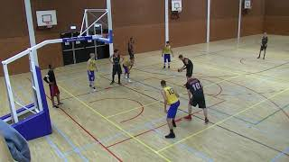 23 september 2017 Almere Pioneers U22 vs Rivertrotters M U22 45-52 2nd period