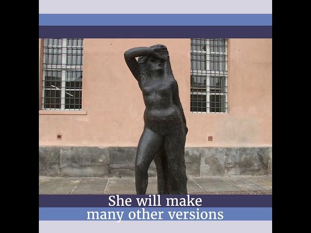Giorgia Calò tells us about Antonietta Rafaël Mafai, a twentieth- century artist