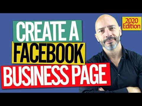 2020 Facebook Business Page Set Up - Step By Step Walk Through