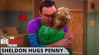 SHELDON WANTS TO SWITZERLAND | The Big Bang Theory best scenes