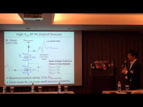 High-Mixed-Voltage Analog and RF Circuits and Systems for Wireless Applications (Part 3 of 7)