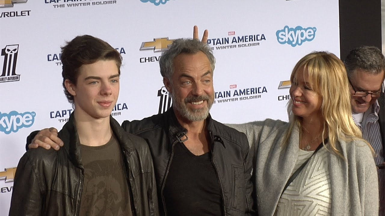 """Titus Welliver """"Captain America: The Winter Soldier"""" World ..."""