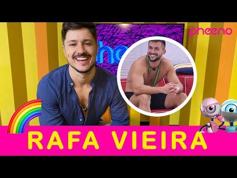 """Rafa Vieira revela que levou bolo de Arthur Picoli antes do BBB21: """"Me chamou pra sair e não foi"""""""