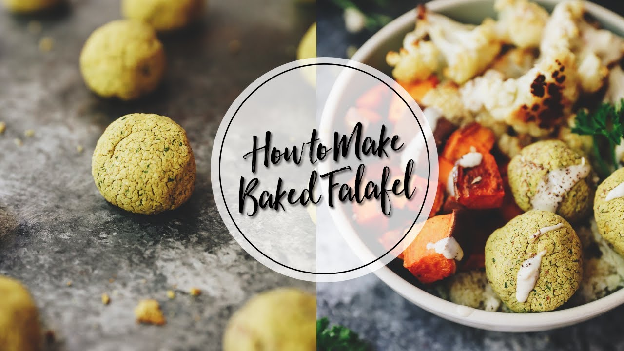 How To Cook Homemade Falafel