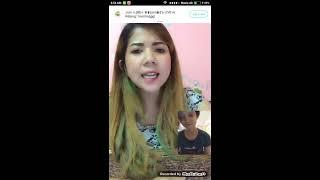 Adik Beradik Gaduh Dekat Bigo Satu Family Heboh-part 1