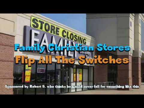 Family Christian Stores Prank Call - Flip All The Switches
