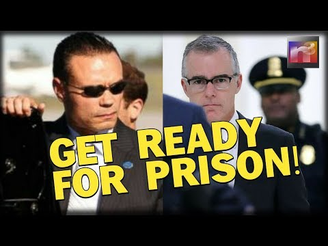 Ex-Secret Service Agent Issues 3 Word DIRE Warning to McCabe That Could Send Him To FEDERAL PRISON