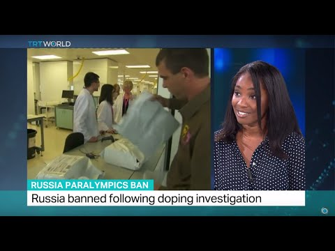 Russia Paralympics Ban: TRT World sports correspondent Samantha Johnson weighs in