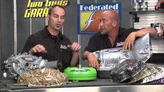 Two Guys Garage | 4x4 Monster Transmission - GAC The Great American Country Channel