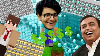 21 Din Mein Crorepati - Minecraft Hardcore Day 3
