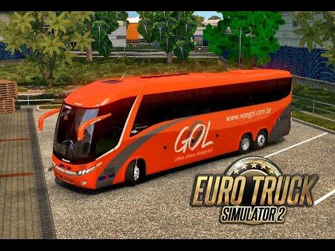 Euro Truck 2 -Breda (GOL- Linhas Aéreas Inteligentes) Santos x São Paulo