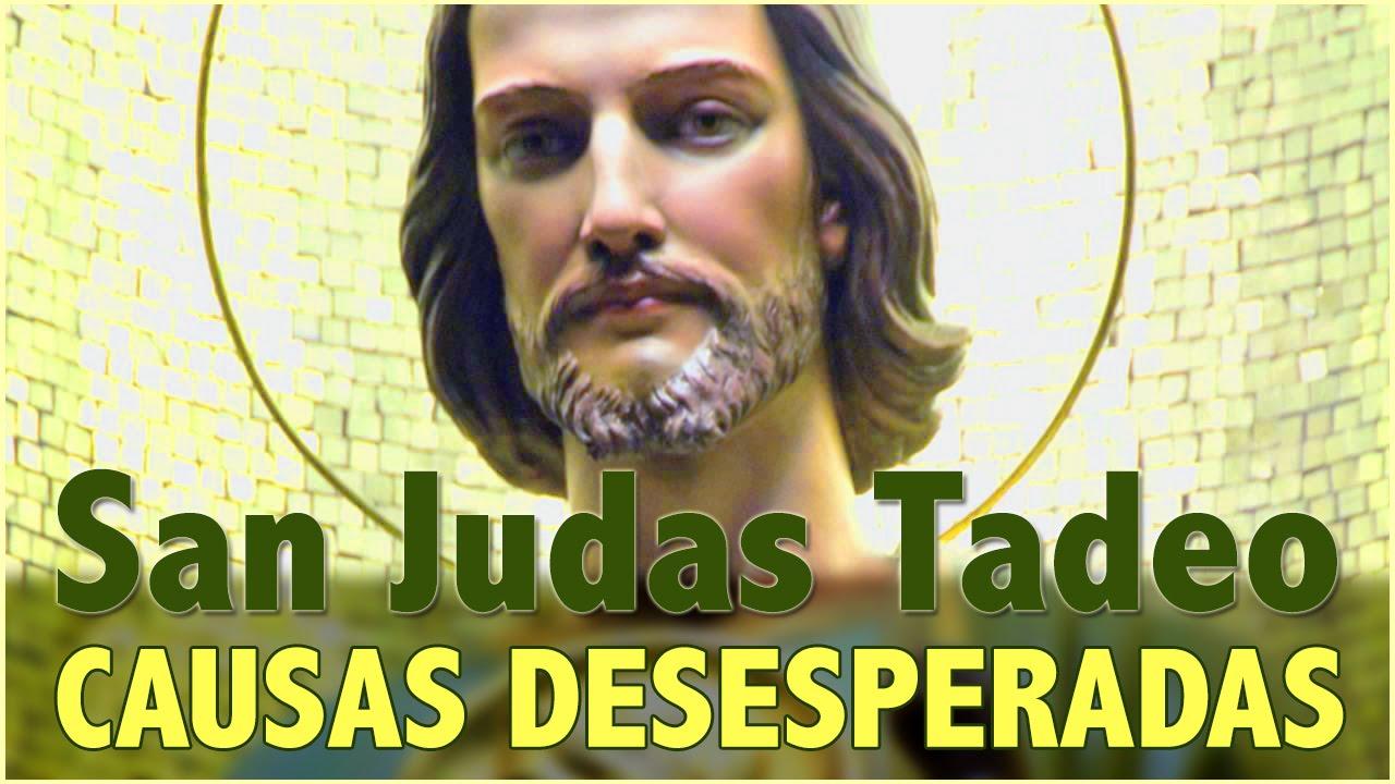 Oración A San Judas Tadeo Oración Para Los Momentos Más Difíciles
