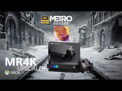 METRO EXODUS XBOX ONE X in 2160p30 Live:Stream Part # 2 [SPOILERS]