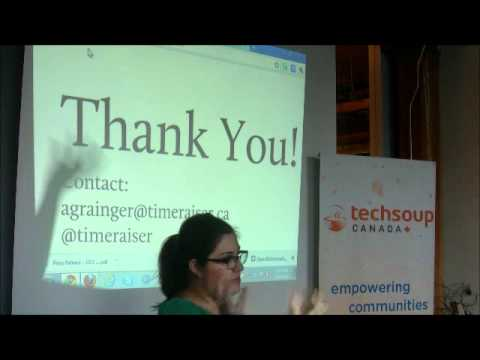 April Toronto Net Tuesday - Amanda from Framework