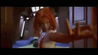 第五元素-女神之舞-The Fifth Element-The diva dance