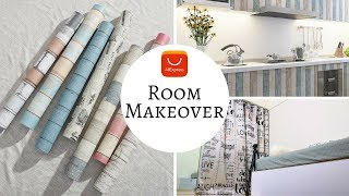 Waterproof Vinyl Or Wallpaper For Home Decor Or Funiture Makeover Aliexpress