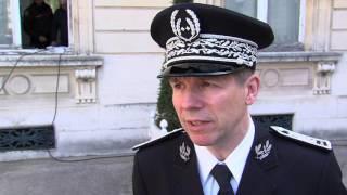 Sécurité Publique : un nouveau directeur dans les Yvelines