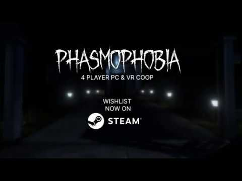 Phasmophobia Announcement Trailer