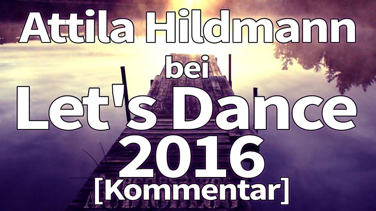 LetS Dance Attila Hildmann