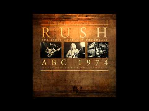 In the End - Rush - ABC 1974