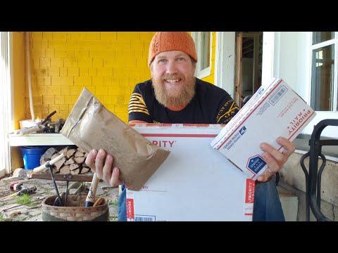 unboxing-never-before-seen-goodies,-knight's-edge-cmkii-knife,-amazon-survival-kit,-hidden-woodsmen