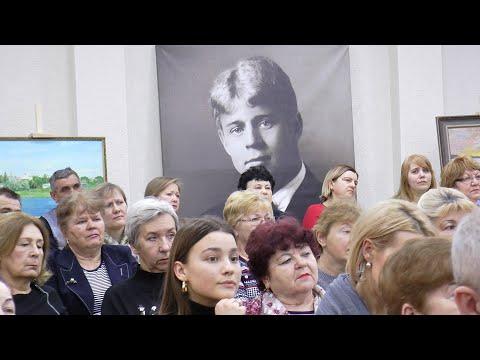 Игумен Лука читает Пастернака. РВ ТВ