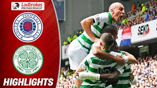 Rangers 0-2 Celtic | Celtic Go Clear After Old Firm Derby Win! | Ladbrokes Premiership